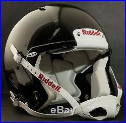 Riddell Revolution SPEED Classic Football Helmet (Color GLOSS BLACK)
