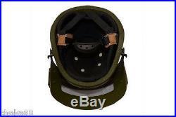 Russian Helmet K6-3 Replica Bulletproof Black 2mm Steel Visor