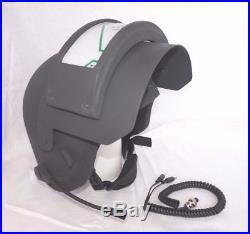 Russian Helmet MVD FSB K 6-3 (RIS-T) BLACK with HEADSET (NEW)