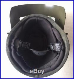 Russian MVD Helmet K 6-3 GREEN (NEW) FSB