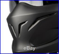 SCORPION EXO-COMBAT SOLID Jethelm schwarz matt Motorradhelm Modular Gr. L 58/59