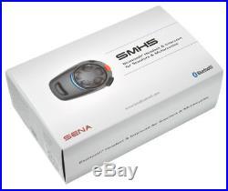 SENA SMH5 BLUETOOTH MOTORCYCLE HELMET INTERCOM SYSTEM (Single)