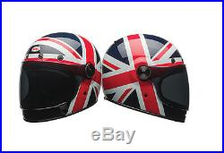 SHIPS SAME DAY Bell Bullitt Retro Motorcycle Helmet ALL COLORS Full Face