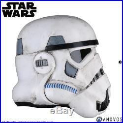 STAR WARS ANH Anovos Classic SANDTROOPER Helmet Replica Prop NEW in STOCK 11