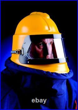 Scorpion Shotblast Blast Helmet / Sand Blasting Abrasive