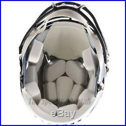 Seattle Seahawks Riddell NFL Full Size Authentic Speed Football Helmet