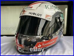 Sebastian Vettel 2017 Monza Gp F1 Replica Helmet Full Size Helm Casque Casco
