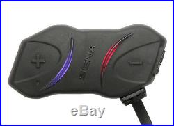 Sena SMH10R Bluetooth Intercom Motorcycle Scooter Bike Helmet Single
