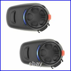 Sena Smh5 Bluetooth Motorcycle Helmet Intercom System Dual Set