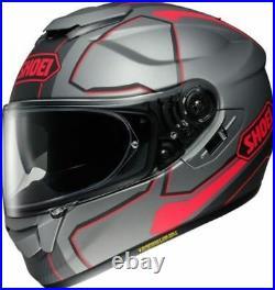 Shoei GT AIR TC 10 Pendulum Red / Black Motorcycle Helmet WAS £510