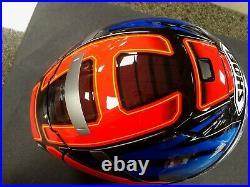 Shoei X-14 HS55 Race Helmet Medium 0104250105 BRAND NEW