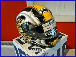 Shoei XR 1000 Cutlass Helmet YellowithBlack Size M 57-58cm. Brand new unused