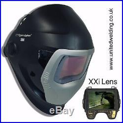 Speedglas 9100XXi Welding Helmet
