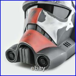 Star Wars Bad Batch Hunter Clone Trooper Helmet Star Wars Republic Commando