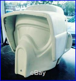 Star Wars Biker Scout Fiberglass Armor Prop Replica Costume Helmet