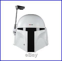 Star Wars Black Series Boba Fett Prototype Armor Electronic Helmet Preorder