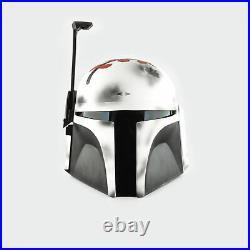 Star Wars Boba Fett Mandalorian Helmet Battle Front 2