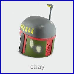 Star Wars Boba Fett Mandalorian Helmet Cosplay Gift
