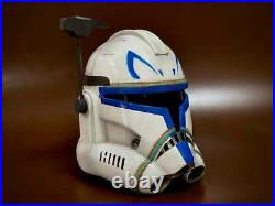 Star Wars Captain Rex Clone Trooper Phase 2 helmet Cosplay Airsoft Gift