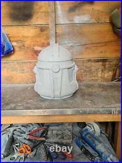 Star Wars Clone Trooper Phase II Helmet D. I. Y