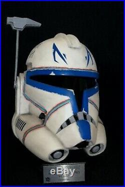 Star Wars Clonetrooper Helmet Captain Rex 11 Vader Stormtrooper
