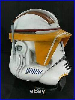 Star Wars Commander Cody Clone Trooper Helmet 11 Scale No Stormtrooper