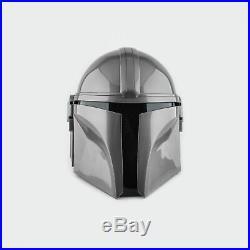 Star Wars Mandalorian Durable Plastic Made Helmet Boba Fett Mask