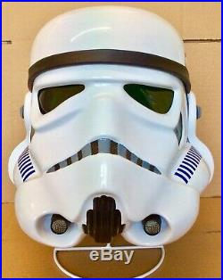 Star Wars Stormtrooper Armour / Helmet Fully Built Ready To Wear Costume / Prop