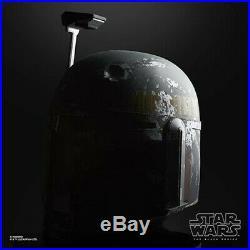 Star Wars The Black Series Boba Fett Exclusive Helmet Pre Order