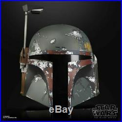 Star Wars The Black Series Boba Fett Helmet Pre order