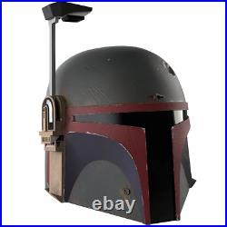 Star Wars The Black Series Boba Fett (Re-Armored) Helmet January 2022 PREORDER