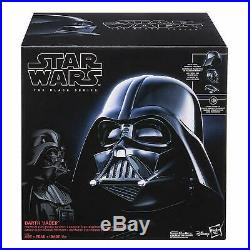 Star Wars The Black Series Darth Vader Premium Electronic Helmet Brand new WOW