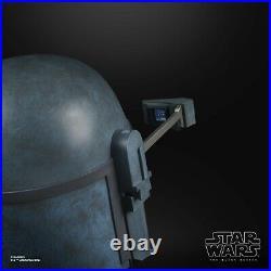 Star Wars The Black Series Mandalorian Death Watch Premium Electronic Helmet