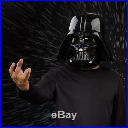 Star Wars The Black Series Premium Darth Vader Electronic Helmet