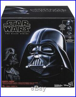 Star Wars The Black Series Premium Electronic Darth Vader Helmet Free Ship
