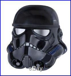 Star Wars The Black Series Shadow Trooper Premium Helmet Preorder