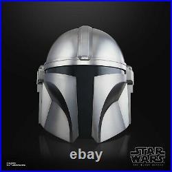 Star Wars The Mandalorian Black Series Electronic Helmet