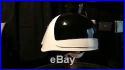 Star Wars full size Rebel Trooper helmet costume cosplay prop replica