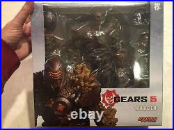 Storm Collectibles Gears of War Warden 1/12 Action Figure NEW