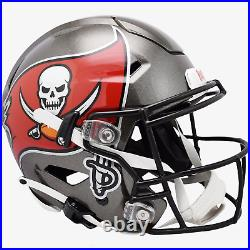 TAMPA BAY BUCCANEERS NFL Riddell SpeedFlex Full Size Authentic Football Helmet