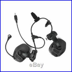 TMC-RC Tactical Airsoft Headset Noise Reduction Headset For Helmet