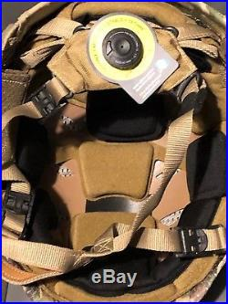Team Wendy Helmet airsoft opscore MULTICAM Helmet crye precision ops core