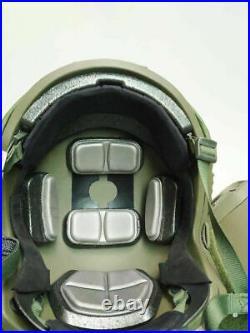 UHMW-PE BALLISTIC IIIA BULLET PROOF HELMET Large Size L Size Green Color