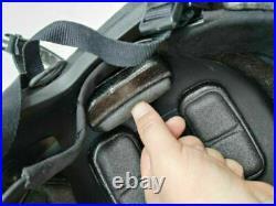 UHMW-PE Ballistic IIIA Bullet Proof Helmet L +Bulletproof Face Guard Shield Mask