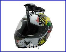 UVIA Helmet Visor Shield Wiper for KBC LAZER MSR REEVU RIVER ROAD ROLAND SANDS