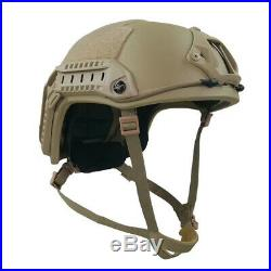 Uhmw-pe Size L Ballistic Iiia Bullet Proof Helmet Large