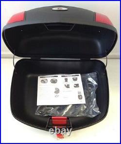 Universal Two Helmet Quick Release TopBox-Motorcycle-Bike Luggage-Trikes 56L Box