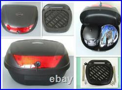 Universal Two Helmet Strong TopBox, 56L Box, Motorcycle, Bike, Trikes