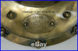 Vintage antique 18Inch diving divers helmet deep sea anchor engineering 1921