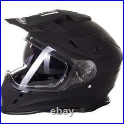 Viper RXV288/RX-V288 Dual Visor MX ATV Enduro Motocross Motorbike Helmet